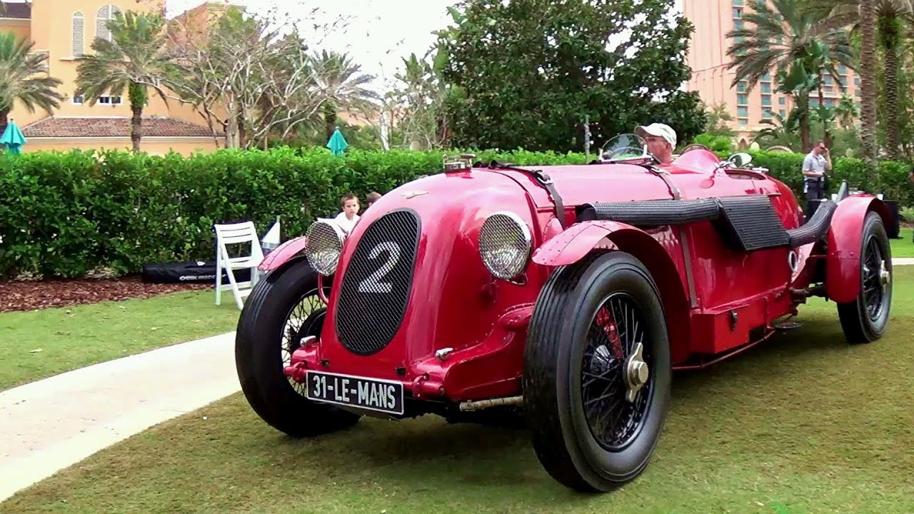 1931 Bentley Le Mans Special Old Supercar Youtube