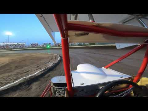 Port City Raceway 4-27-19 Sportsman Class-Heat Race