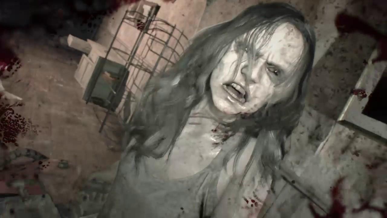 Resident Evil 7 Biohazard Ethan S Arm Youtube