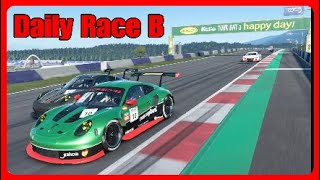 GT Sport Daily Race B - Red Bull Ring with Gr.3