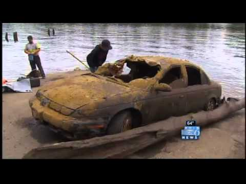 6 cars found dumped near Oak Grove boat ramp