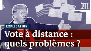 Election présidentielle américaine 2020 : pourquoi le vote par courrier complique les élections