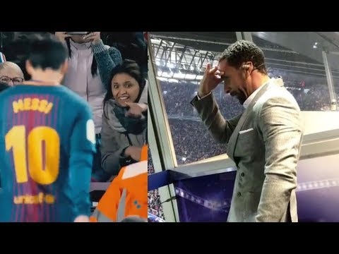 The Most Epic Reactions on Lionel Messi  2017-2018
