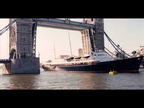 HMY Britannia: The Royal Yacht