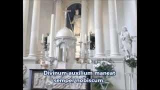 Domine Salvum Fac Regem Nostrum LYRICS