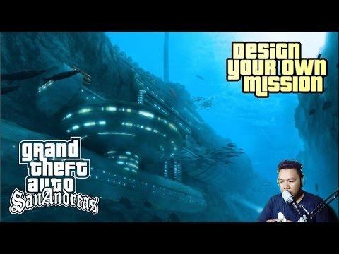 Misteri Pertambangan Dasar Laut Di GTA Extreme Indonesia DYOM #61