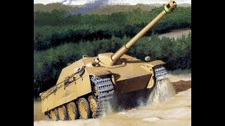 Jagdpanther Vs. M18 Hellcat-Which was better?