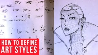 How To Define Your Art Style [Come Up With]
