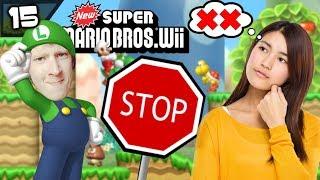 JE MAG NIET DENKEN AAN [ding hier] - New Super Mario Bros Wii #15