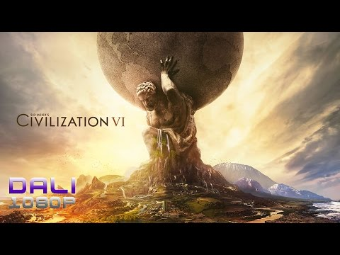 Sid Meier's Civilization® VI PC Gameplay 1080p 60fps