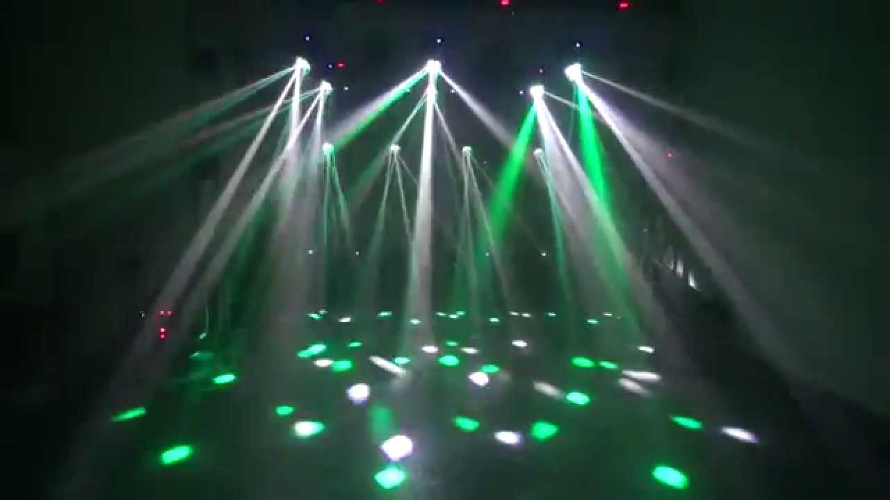Infinite Beam Light Guangzhou Ocean Star Stage Lighting Equipment Factory