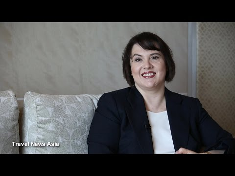 Sabre Airline Solutions Interview with Dasha Kuksenko - HD