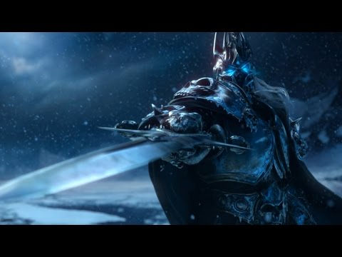 Let them come, Frostmourne Hungers-Heroes Of The Storm Hellas