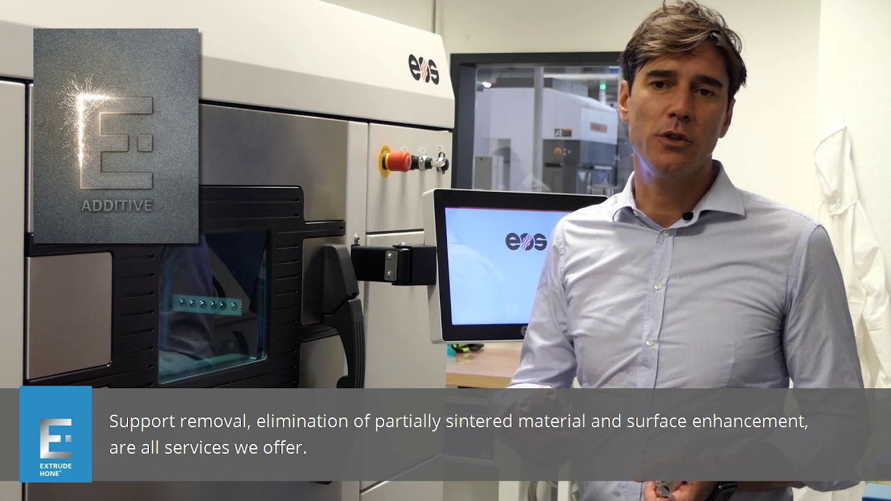 Additive Manufacturing Tommaso Beccuti
