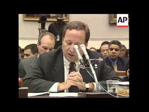 USA: ALAN GREENSPAN WARNS OF FINANCIAL CHAOS IN LATIN AMERICA