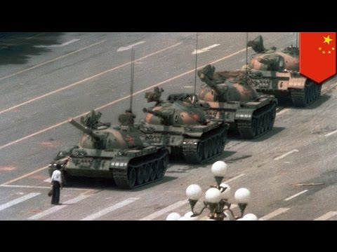Tiananmen Square massacre 25th anniversary: June 4, 1989 atrocity still censored in China