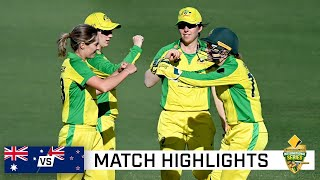 Aussies equal Ponting's greats with 21st win | CommBank ODI series vs New Zealand