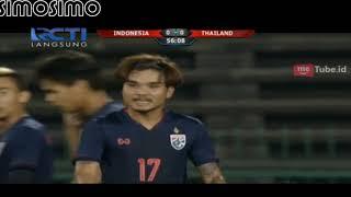 Indonesia Vs Thailand 2-1 * FULL GAME * Goals & Highlights * AFF U-22