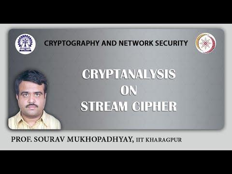 Cryptanalysis on Stream Cipher