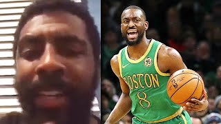 Kyrie Irving Calls Out NBA Players & Kemba Walker 1 On 1!