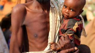 People dying of hunger