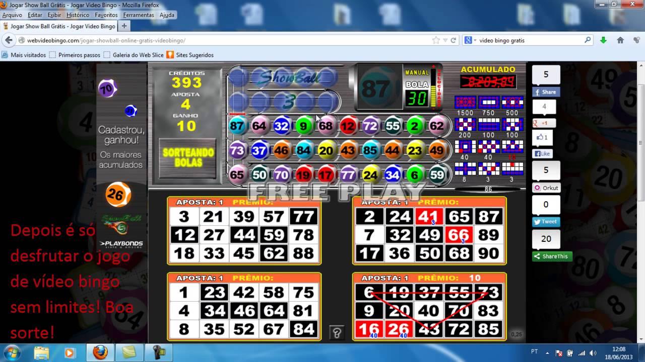 Video bingo gratis online euroking casino no deposit bonus 2016