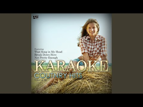 My Hallelujah Song (In the Style of Julianne Hough) (Karaoke Version)