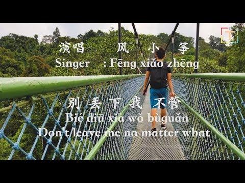 别丢下我不管 / Bié diū xia wǒ bùguǎn  / Don't leave me no matter what /  With Pinyin/Lyric