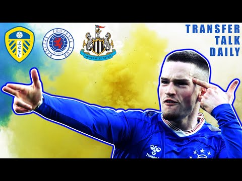 EXCLUSIVE: Leeds & Rangers attacker bids as Newcastle agree personal terms with new striker!