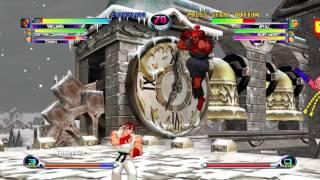 Xbox 360 Longplay [177] Marvel vs Capcom 2: New Age of Heroes