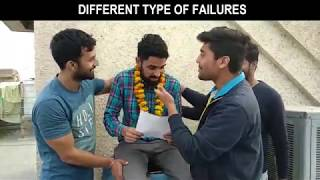 DIFFERENT TYPE OF FAILURES  || Ryne Xylin || Vines 2017