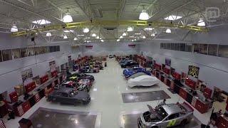 Garage Tours With Chris Forsberg: Episode 5, Hendrick Motorsports Tour With Jeff Gordon'S Crew Chief