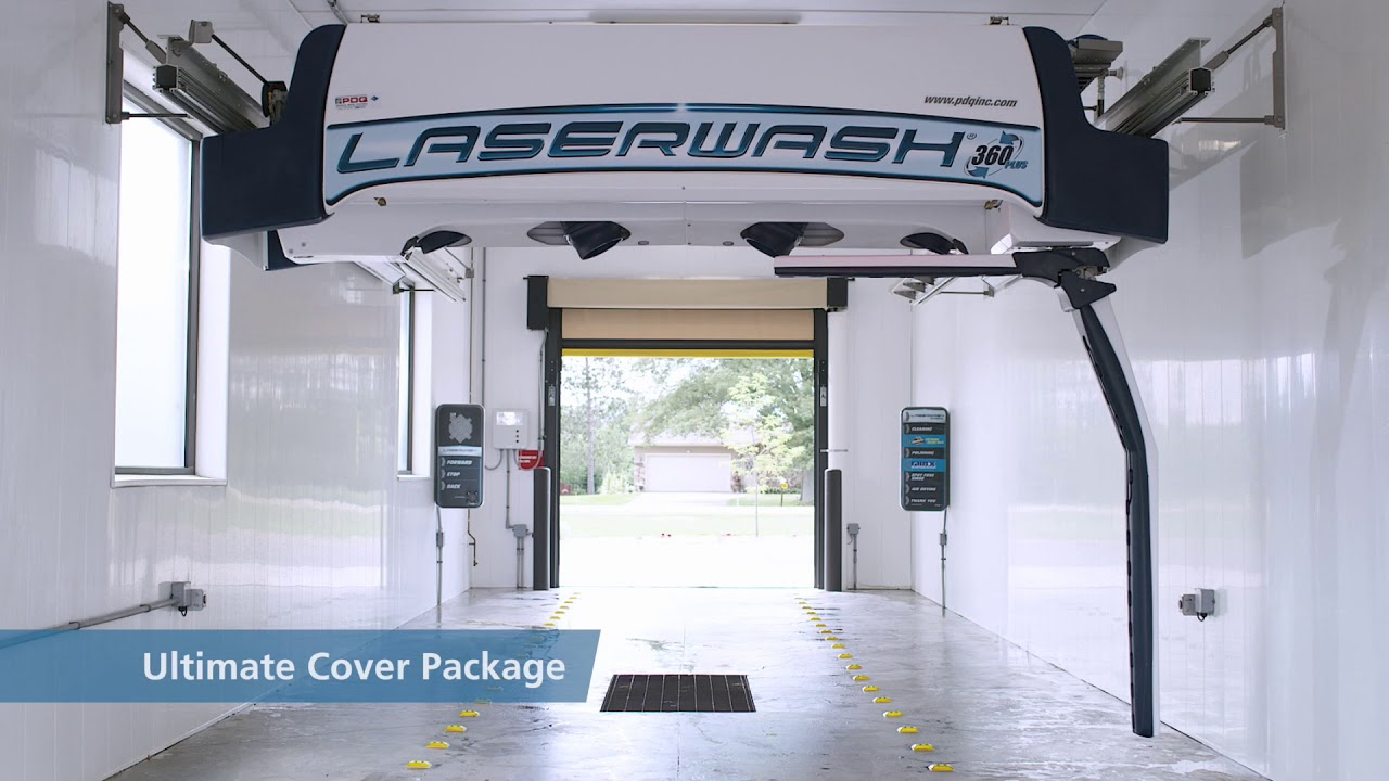 The Laserwash 360 Plus By Pdq Youtube