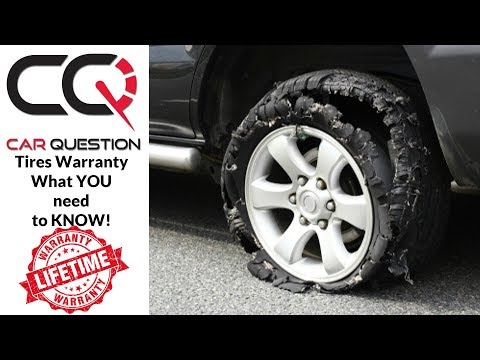 Tires Warranty: What you need TO KNOW! | From sidewall bubble to road hazards