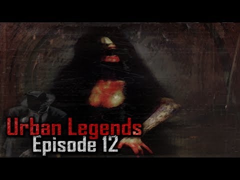 Urban Legends - Carmen Winstead