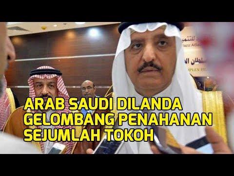 Dua Pangeran Senior ini Ditangkap Pemerintah Arab Saudi, Ada Adik Raja Salman