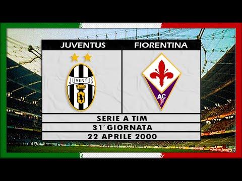 Serie A 1999-00, Juve - Fiorentina (Full, RU)