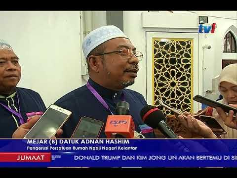 WORLD #QURANHOUR DI KELANTAN DISERTAI 3 RIBU UMAT ISLAM [8 JUN 2018]