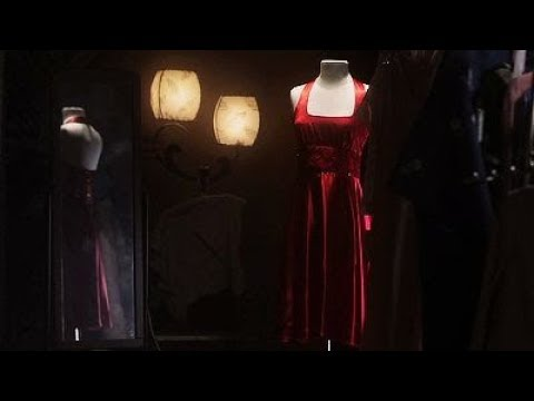 The Haunting Review: The Red Dress