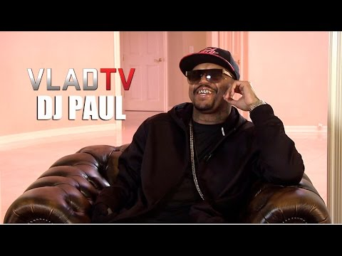 DJ Paul Recalls Working With Pimp C Right Before He Passed Away