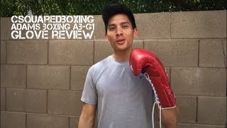 16 Ounce Adams Boxing AB-G1 Glove Review