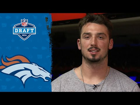 """Paxton Lynch (QB): """"I Ended Up in Best Possible Situation""""   2016 NFL Draft"""