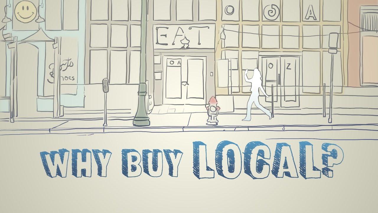 Why buy local?https://youtu.be/vq13bp6jbWk
