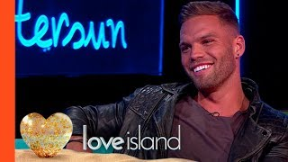Caroline Chats to Dom and Jess | Love Island 2017 Aftersun