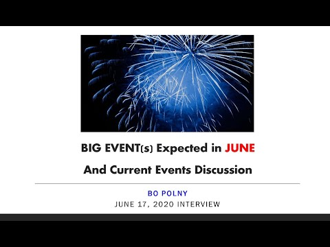 BIG EVENT(s) Expected in JUNE and Current Events Discussion | Bo Polny from YouTube · Duration:  30 minutes 5 seconds