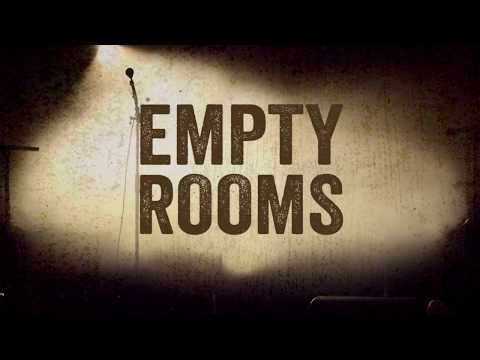 """Corey Smith - """"Empty Rooms"""" Official Lyric Video"""