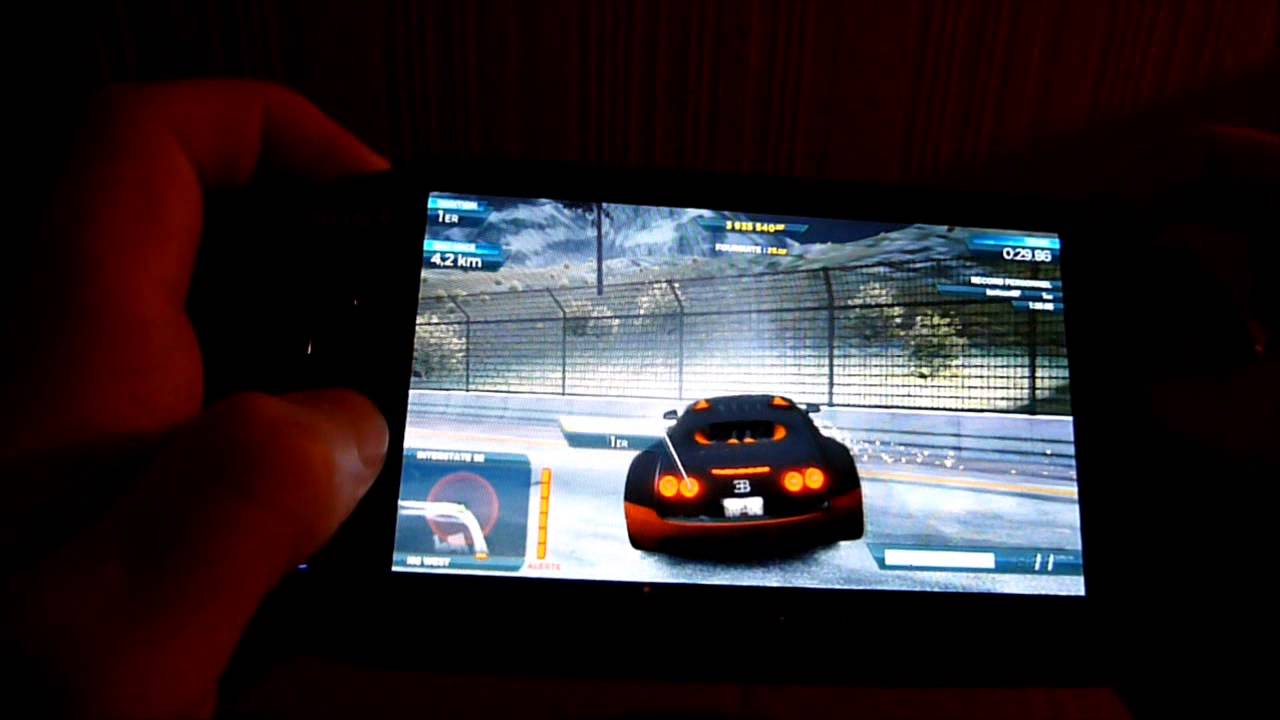 need for speed most wanted ps vita bugatti veyron youtube. Black Bedroom Furniture Sets. Home Design Ideas