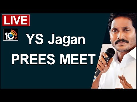YS Jagan Addressing Media LIVE After Meeting With PM Modi | Delhi | 10TV News