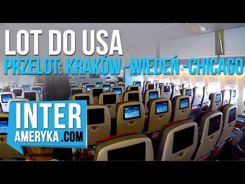 LOT DO USA: Kraków - Chicago (tani lot z przesiadką)
