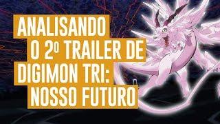 Analisando o segundo trailer de Digimon Adventure tri: Nosso Futuro